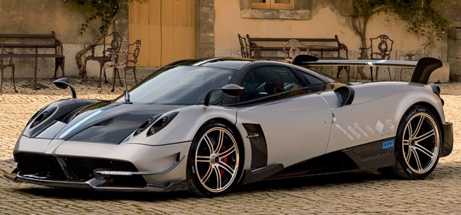 Most Expensive Luxury Car