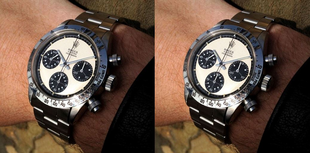 Paul Newman's Cosmograph Daytona Top Most Famous Expensive Rolex Watches 2018