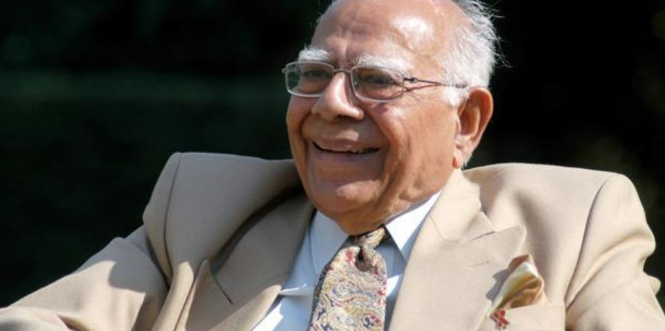 Ram Jethmalani Top Most Popular Expensive Lawyers in India 2018