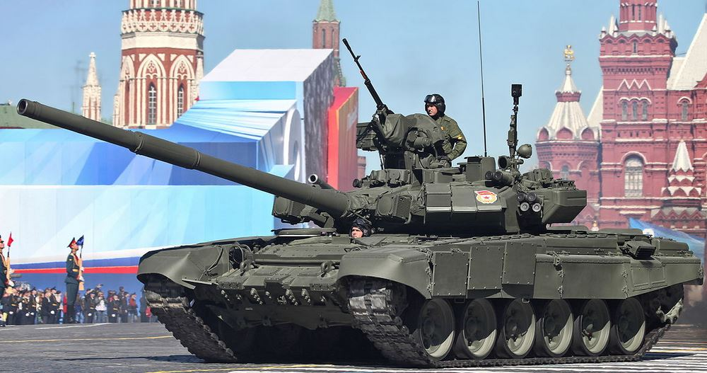 T90, Russia Top Most Popular Expensive Tanks 2017