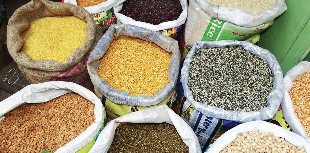 Pulses Producing States in India
