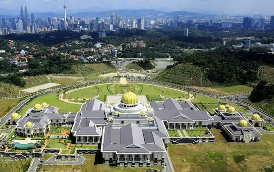 Istana Nurul Iman Palace Top Most Popular Biggest Houses in The World 2018